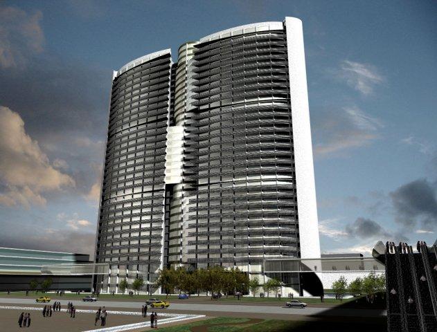 برج اداری تجاری ملل ـ از پروژههای آینده سپاد